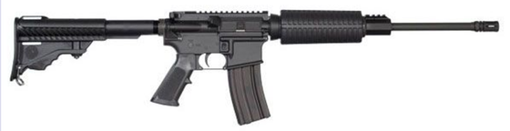 "DPMS Panther Oracle, 5.56, 16"", 30rd, RFA-0C"