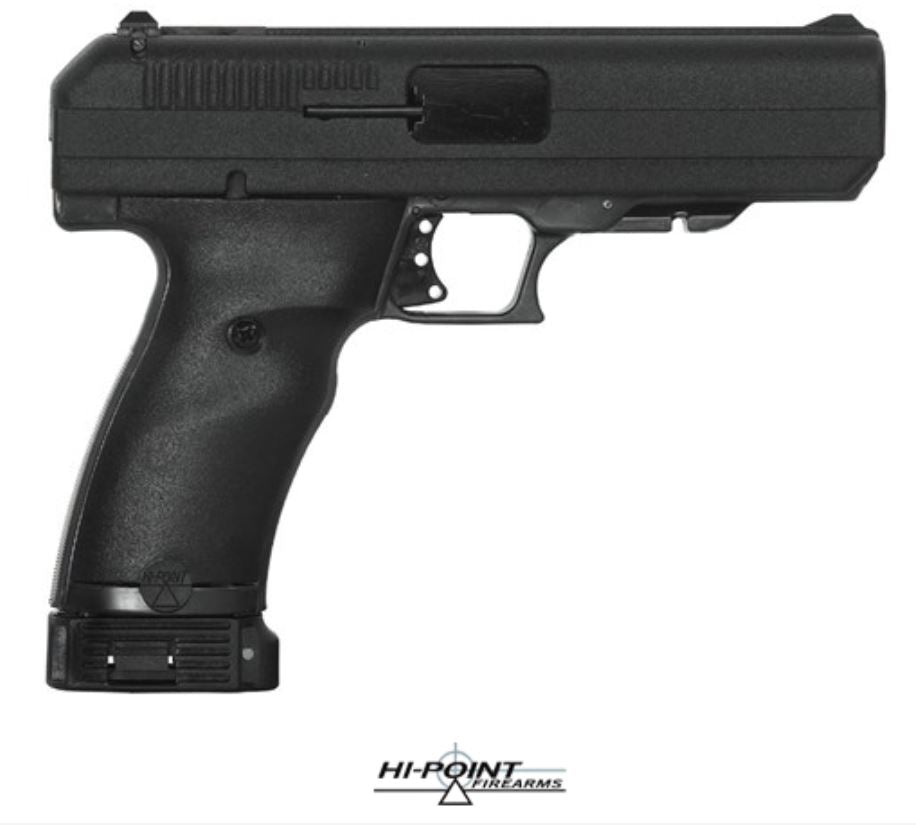Hi-Point Manufacturing - JHP45 45ACP Poly Frame +P rated