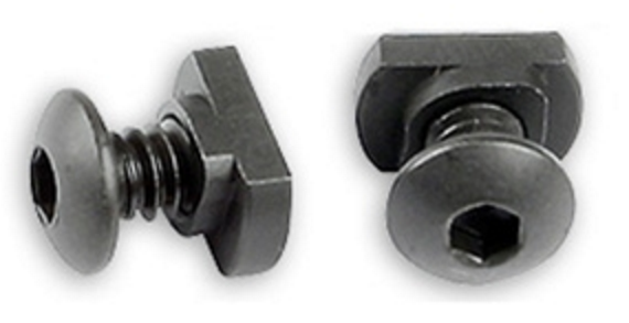 MI M-LOK™ Compatible Replacement Screw and Nut, 2 of each (MI-MLOKNUT)