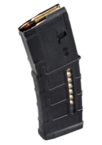 Magpul PMAG, M3, 5.56, window, 30rd, Black