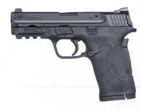 S&W (180023) M&P380 SHIELD EZ 380ACP AS 180023 | M&P2.0 | 3.7"