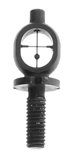 Tactical Crosshair front sight post
