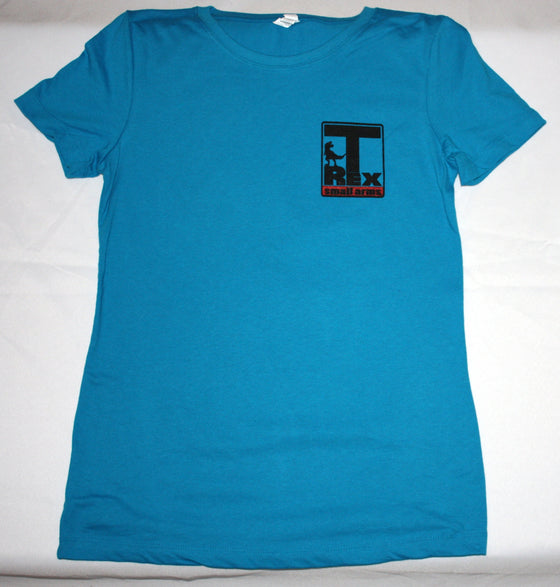 T-Shirt Ladies - Blue