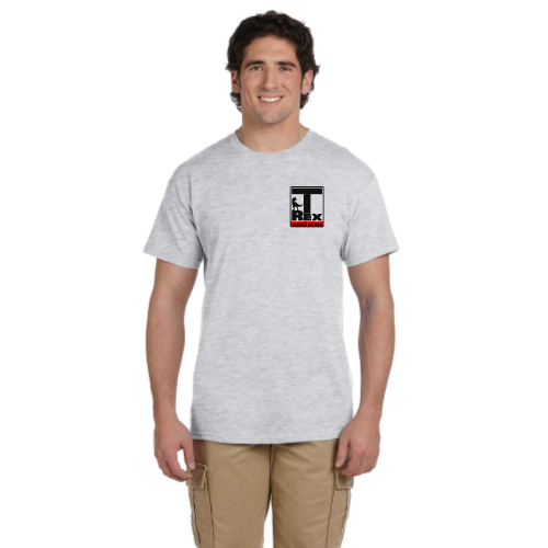 T-Shirt Adult - Ash Gray