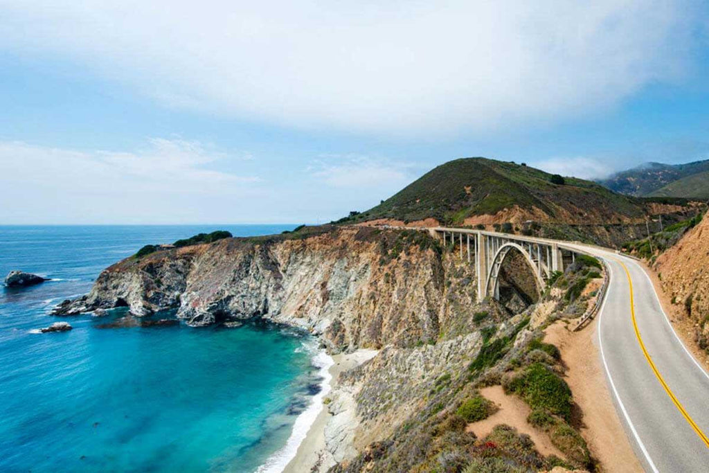 Top 10 Motorcycle Rides: California