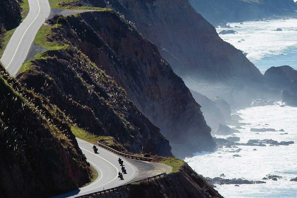 California's Best Motorcycle Trips