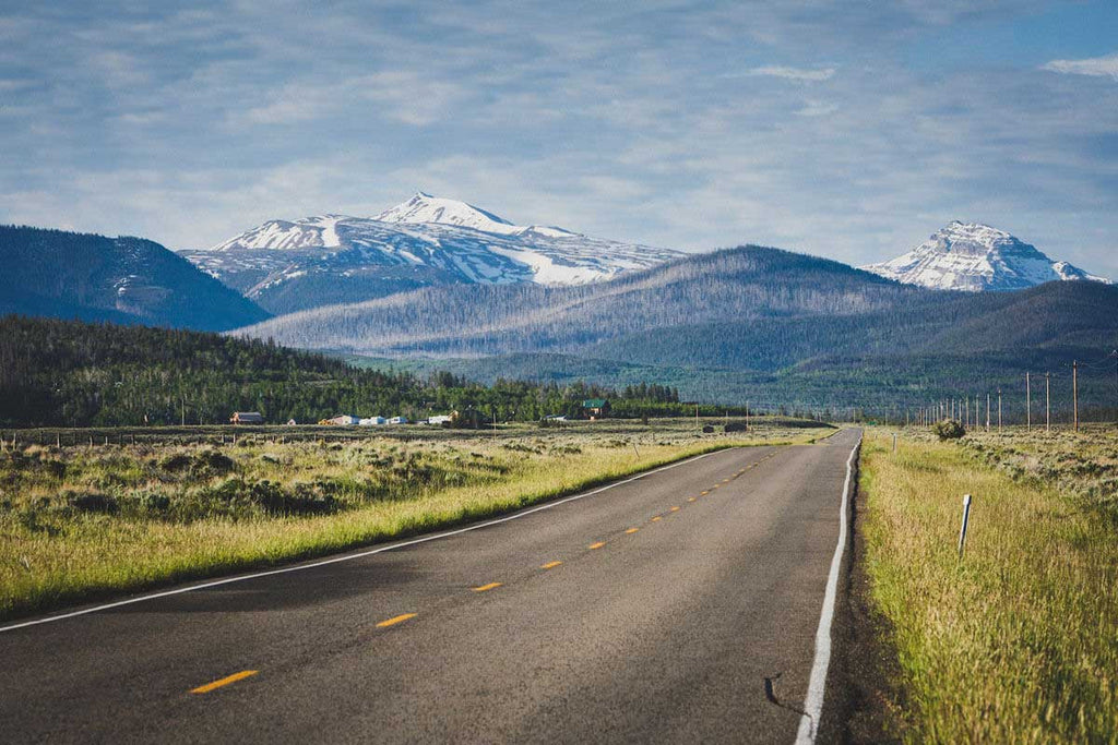 Top 10 Motorcycle Rides: Utah
