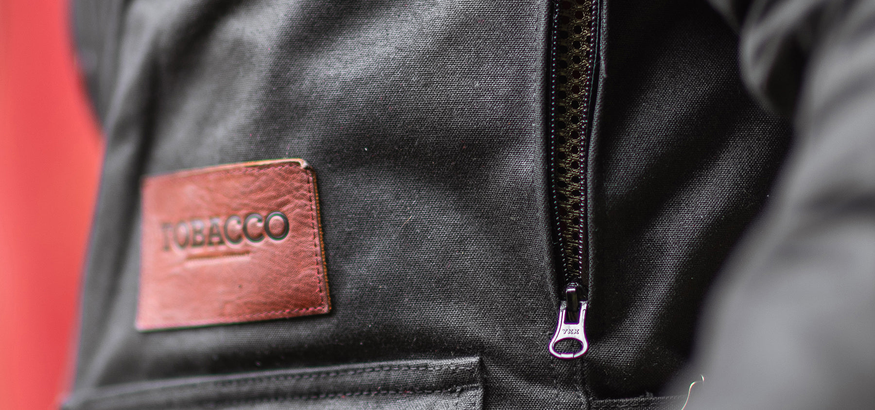 The Mccoy Jacket Details
