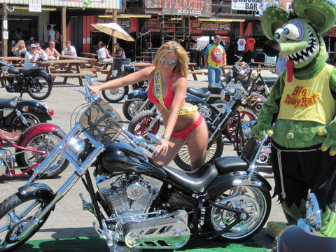 Things to do at sturgis