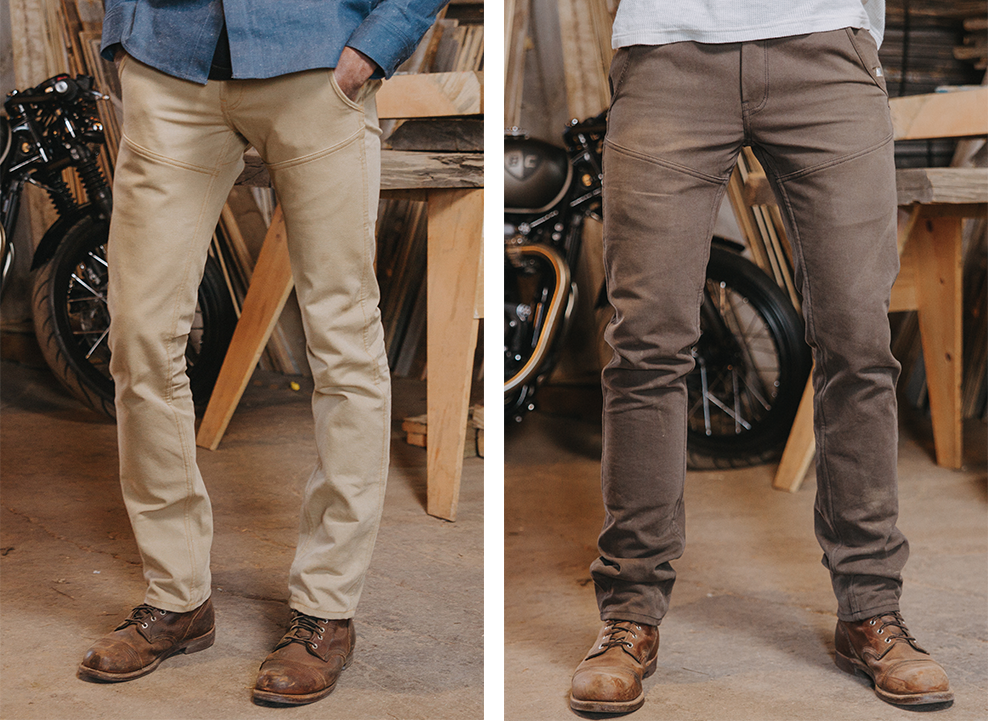 Journeyman Pant Styles