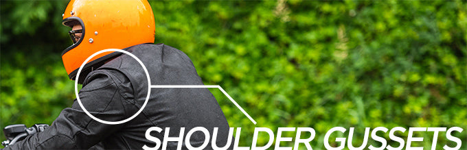 Shoulder Gussets