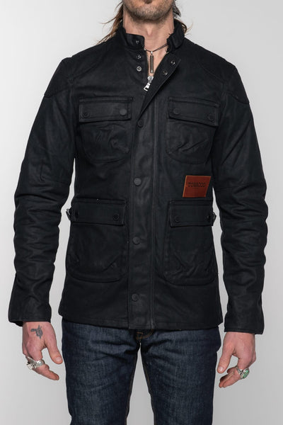 The McCoy Jacket - Black