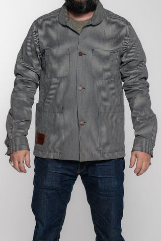Territory Riding Jacket - Railroad