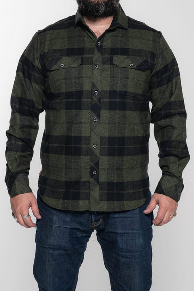 Flannel Forest Green