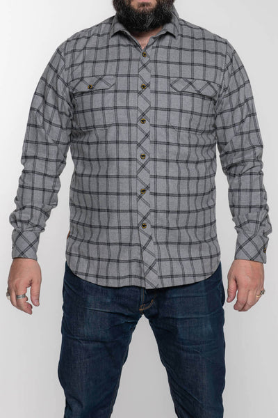 Flannel - Grey