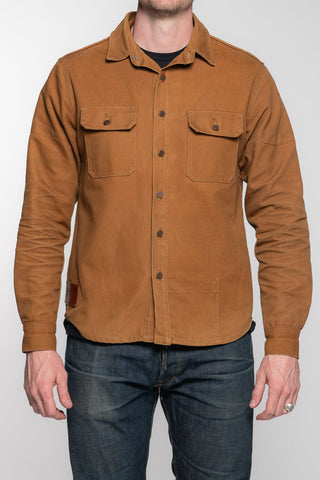 California Riding Shirt - Copper Canvas