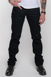 Archetype Riding Jeans - Black