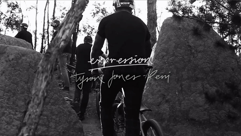 Expression - Tyson Jones-Peni BMX Video