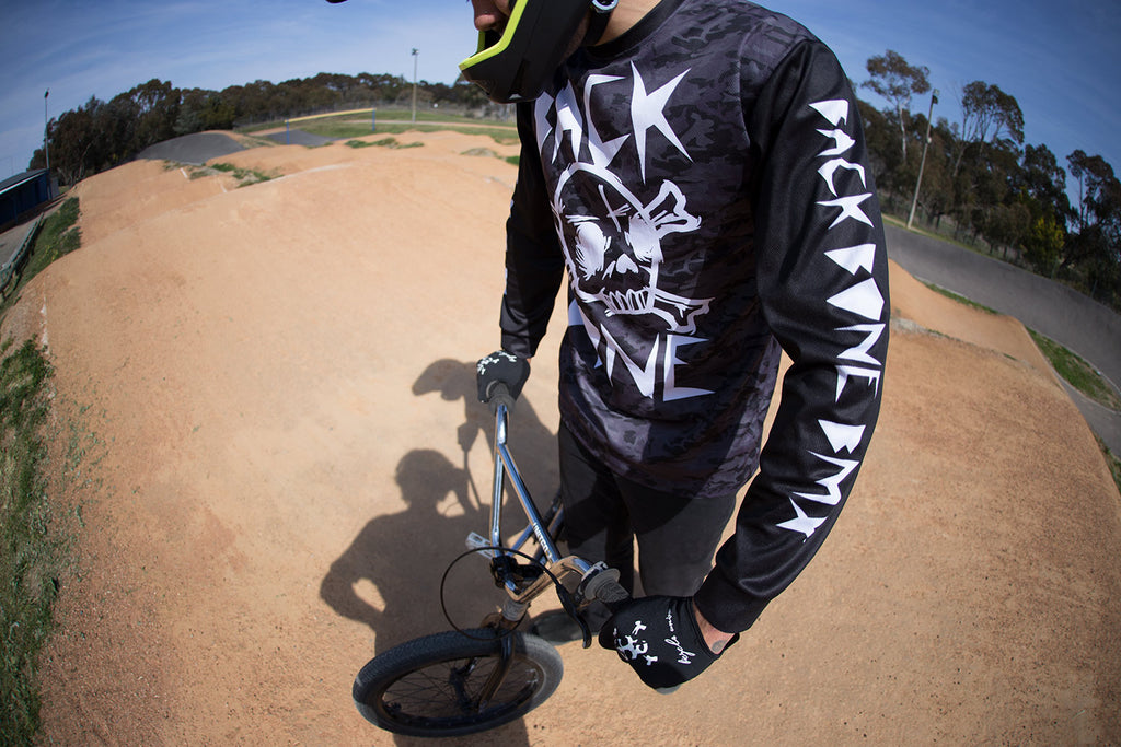 Back Bone Custom Race Jersey Pre-order - Last Chance