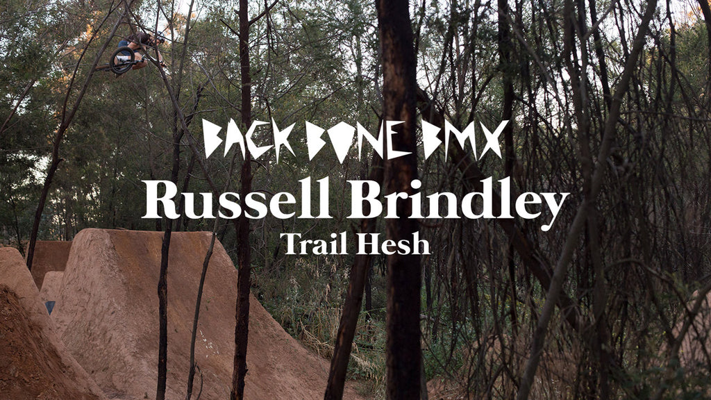 Russell Brindley Trail Hesh Video (Happy Birthday Russ!)