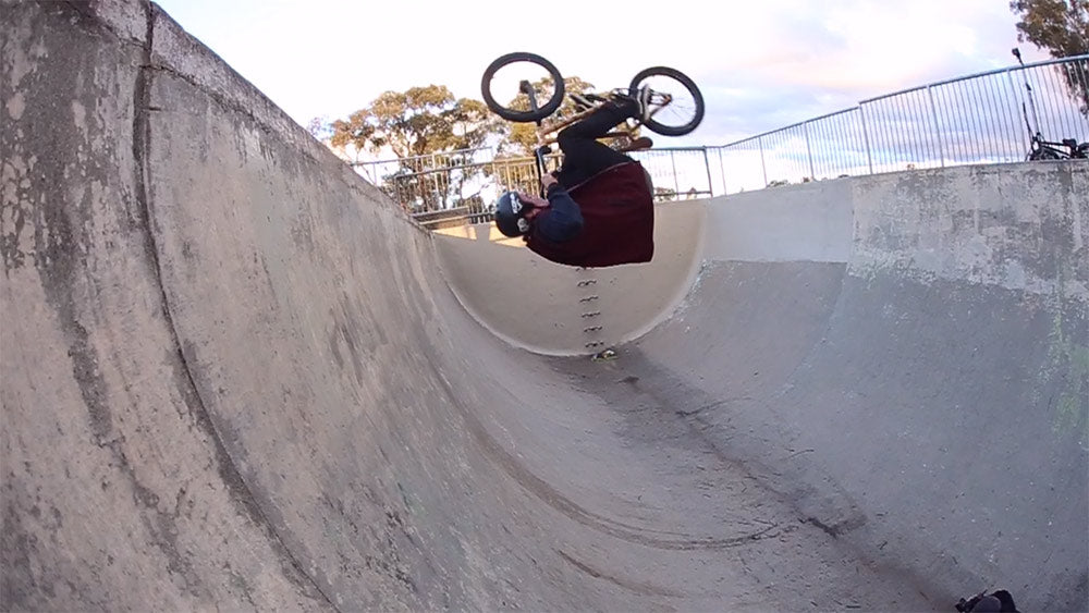 Troy Harradine 2019 BMX Video