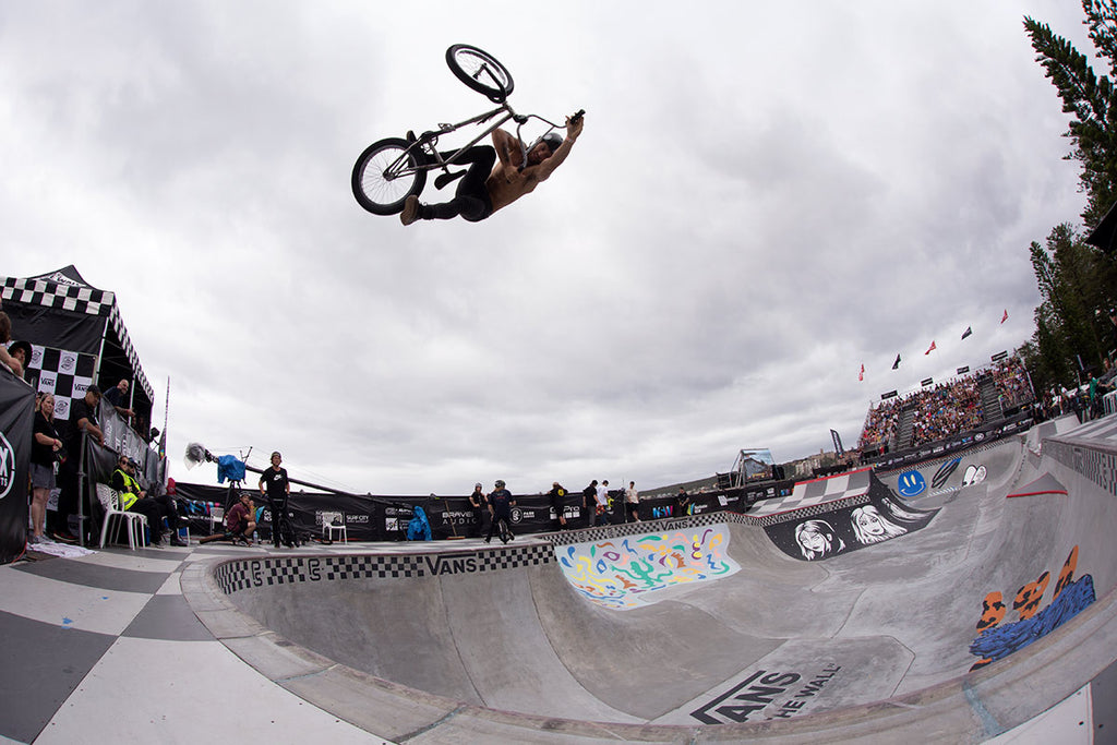 Manly moves in Manly - Vans BMX Pro Cup recap