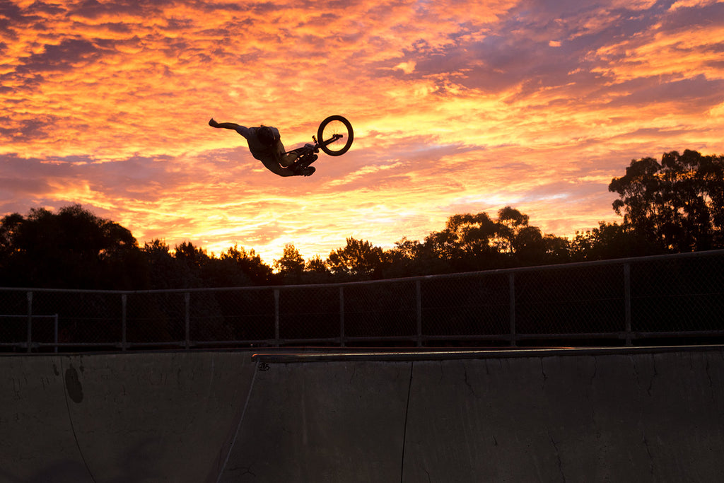 Welcome To Back Bone BMX Jason Watts Video!