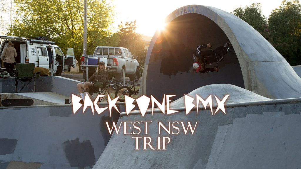 West NSW bowl trip video