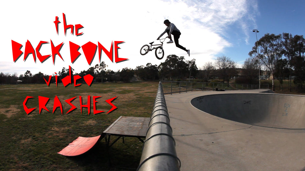 The Back Bone Video - Crash Section Bonus