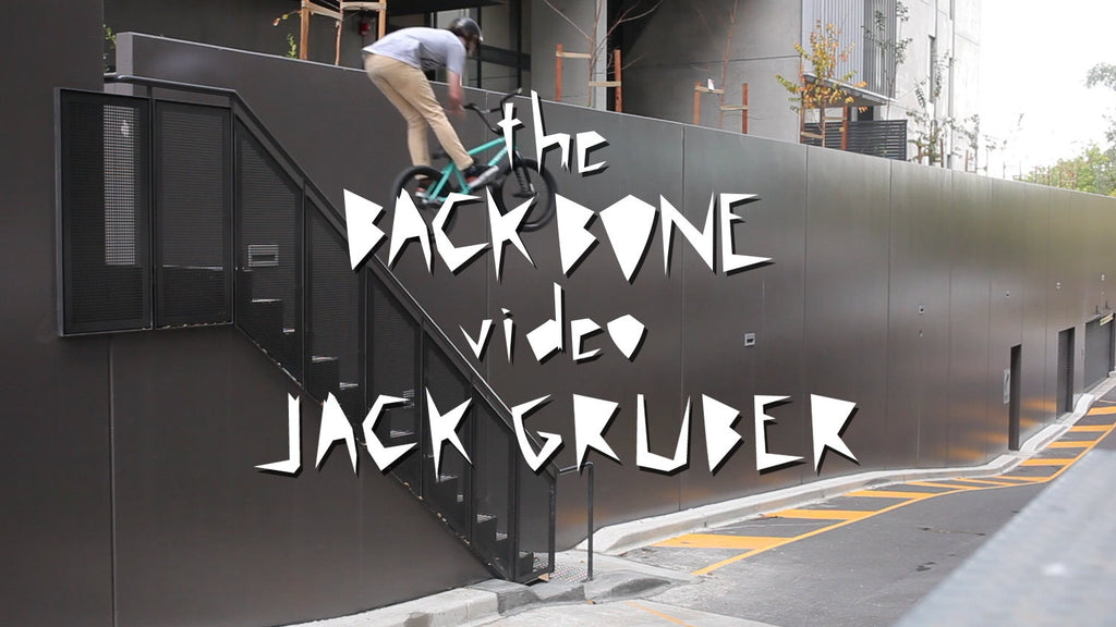 The Back Bone Video - Jack Gruber Section