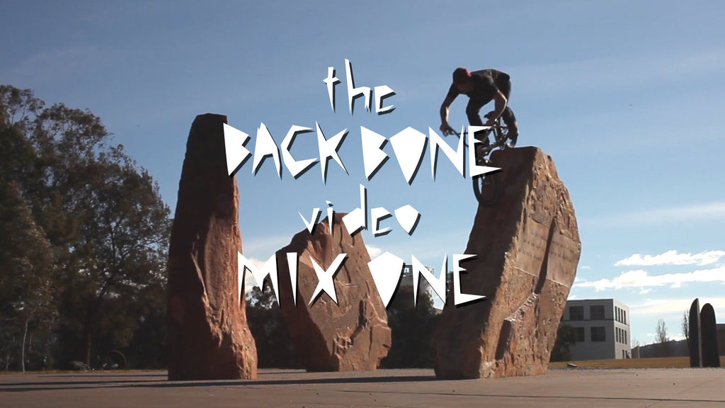 The Back Bone Video - Mix Section