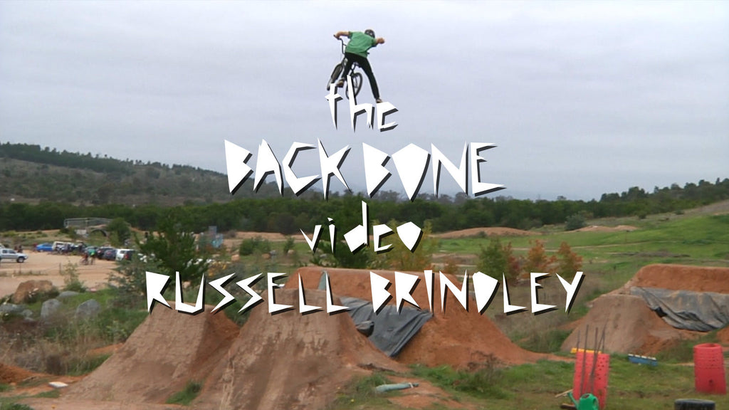 The Back Bone Video - Intro and Russell Brindley Sections!