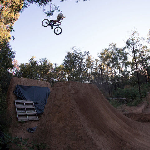 best BMX trails parts chris harti