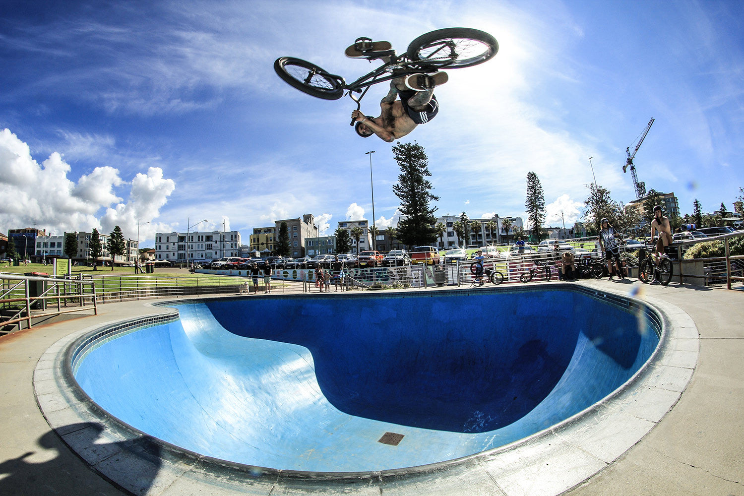 Benn Pigot pocket air Bondi