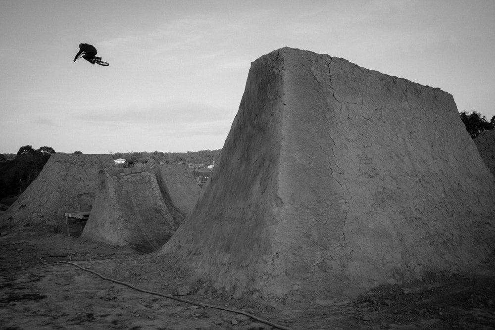 Chris Harti oppo table bmx trails