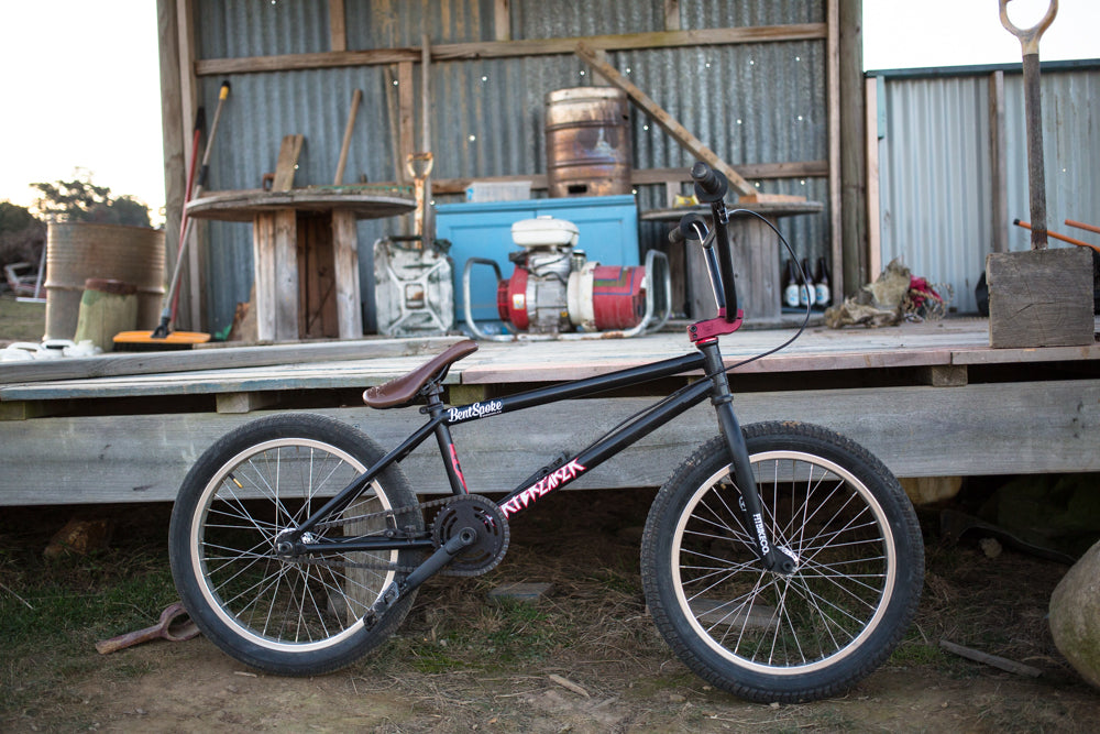Fit Hartbreaker bike check sept 2019