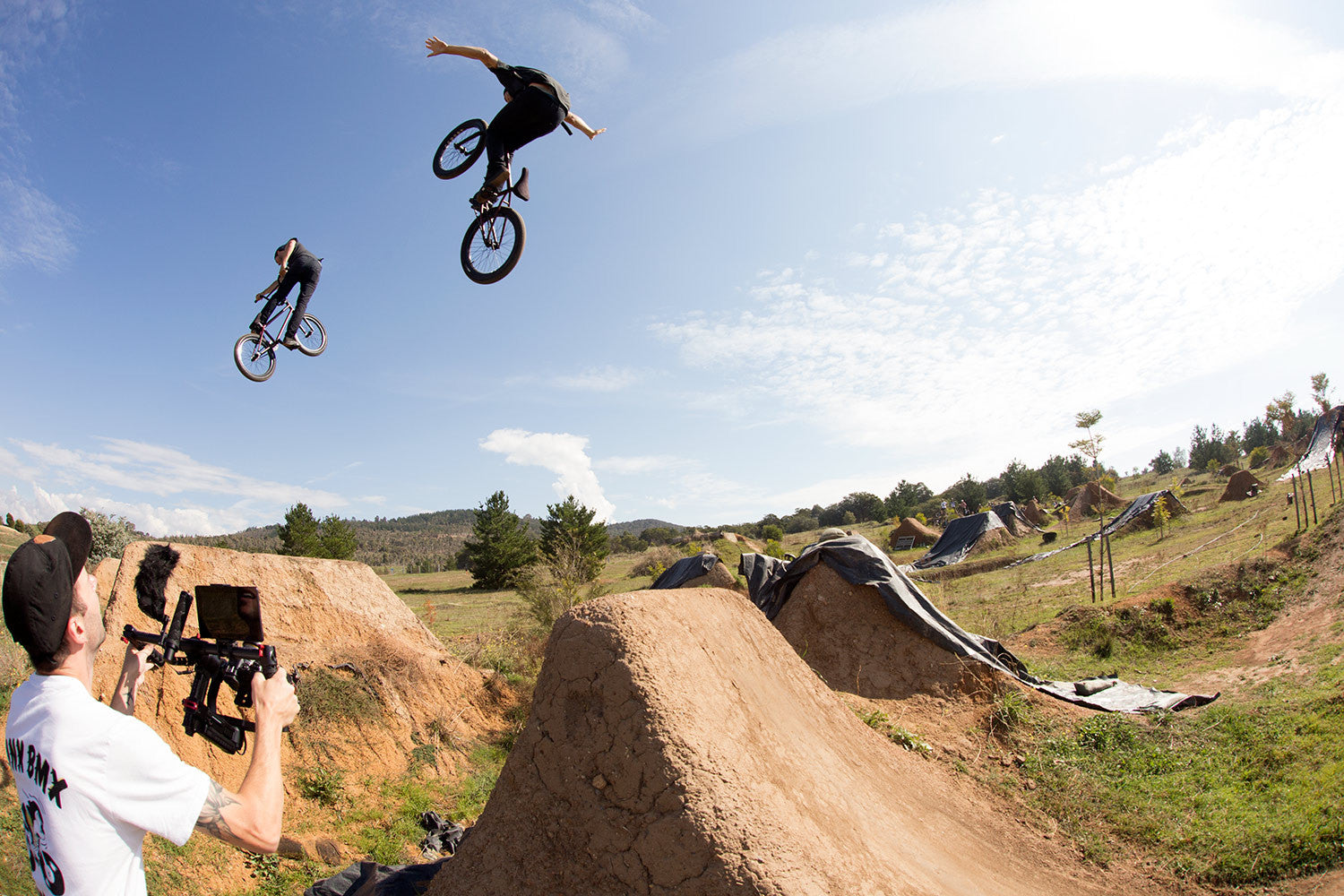 chad no hander turndown