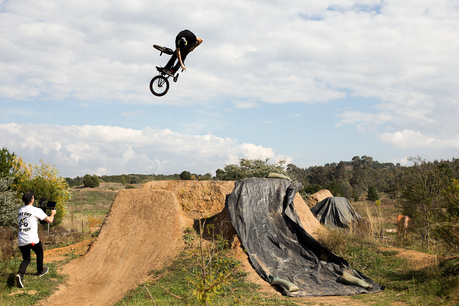 Chris Doyle 360 turndown