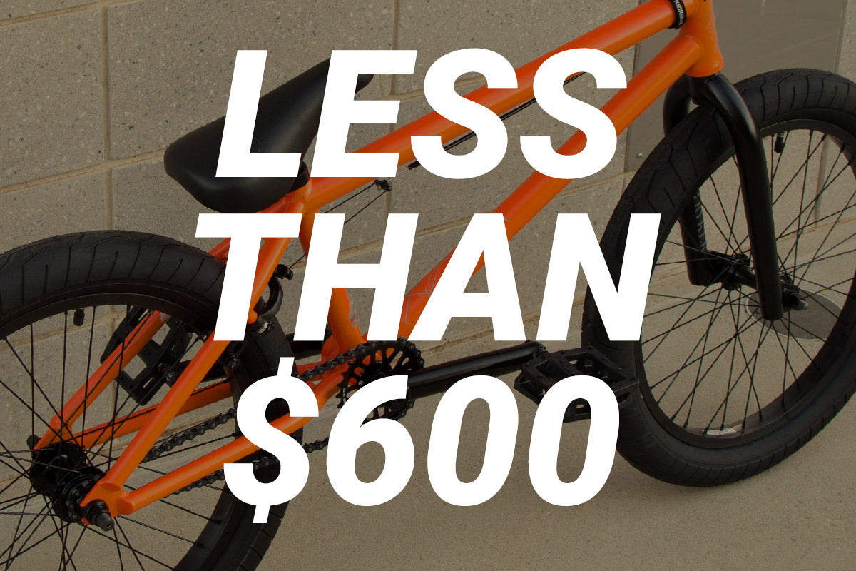 bmx bikes less than $600 image