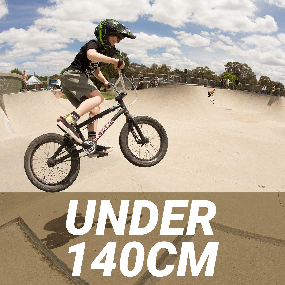 junior sized bmx bikes image