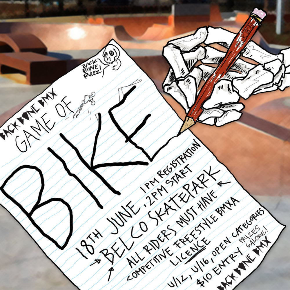 game of bike 2017