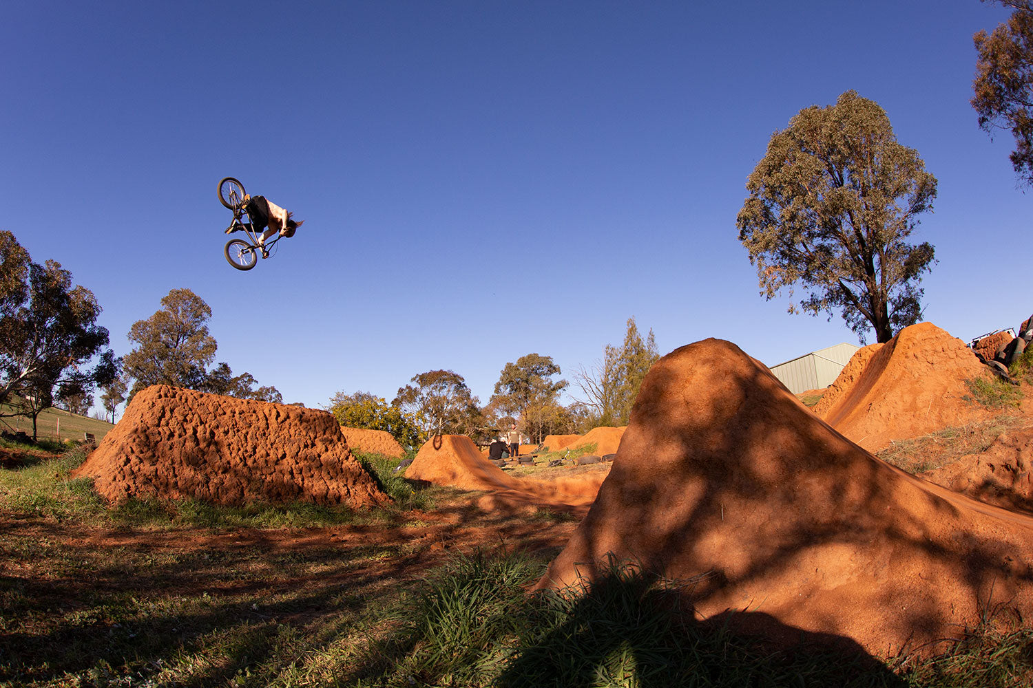 chris harti 360 dirty 30 bmx trails
