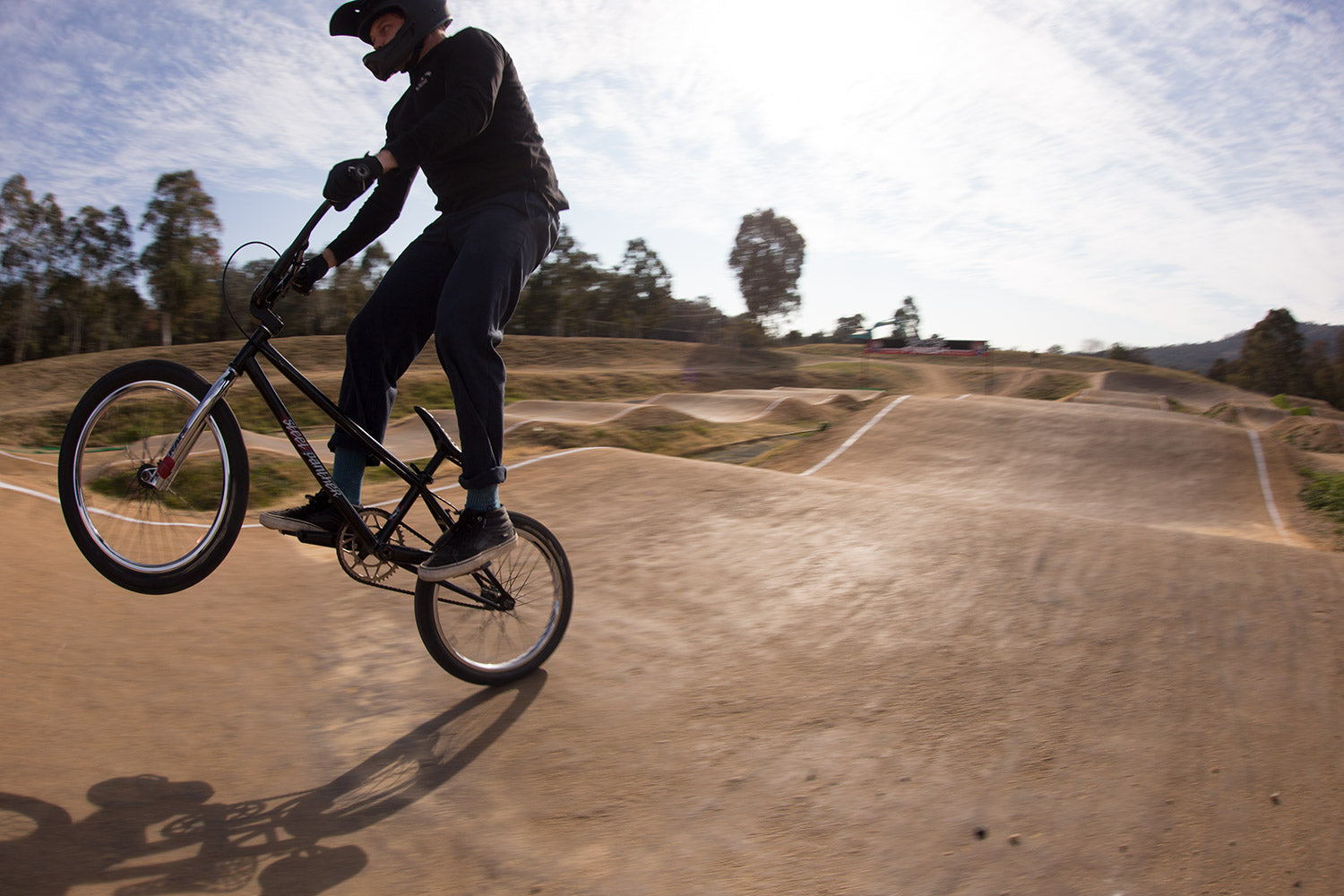 S&M steel panther rhysty manual tuggeranong bmx track