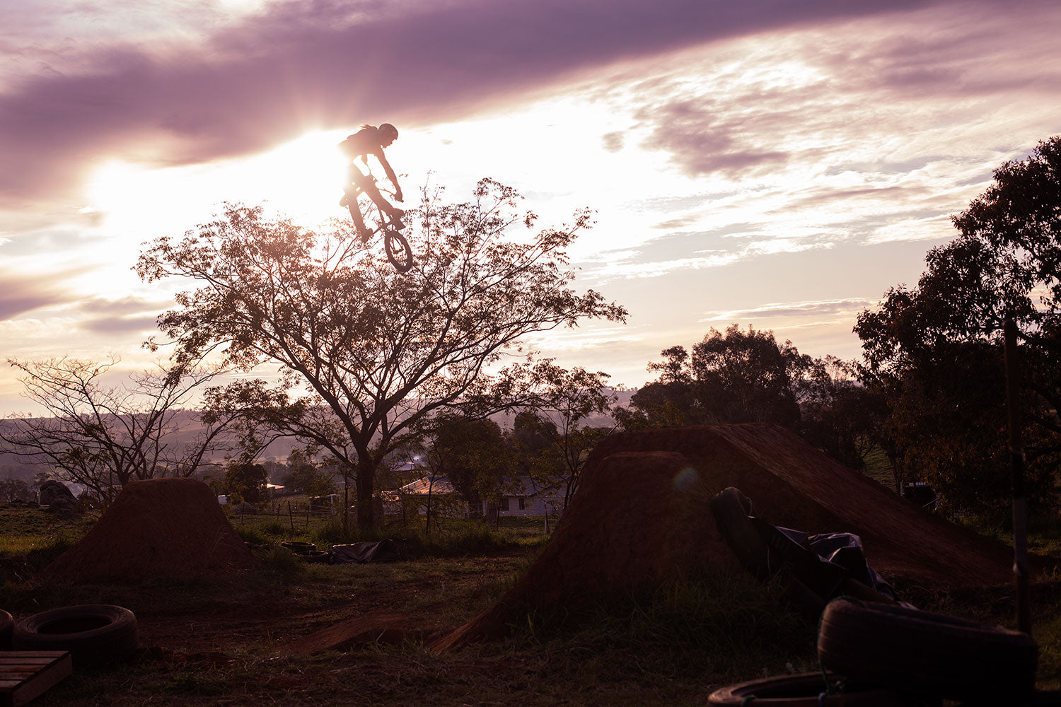 russell brindley turndown dirty 30 sunset bmx trails