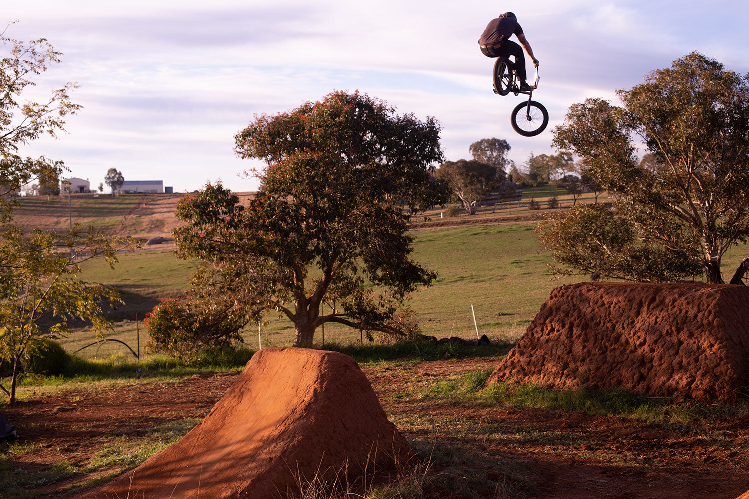 will gunn toboggan dirty 30 bmx trails