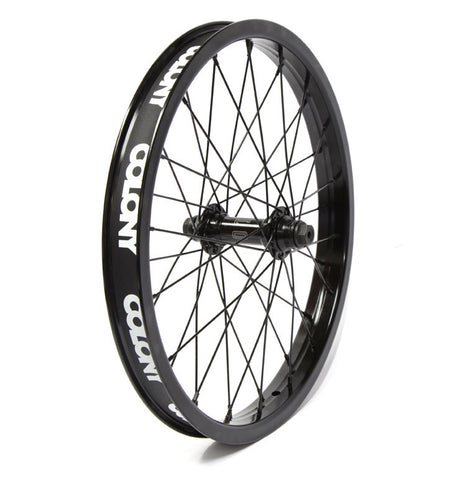 "Colony Pintour Front Wheel - 18"" - Back Bone BMX Shop Australia"