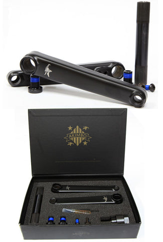 Animal Akimbo Cranks - Back Bone BMX Shop Australia