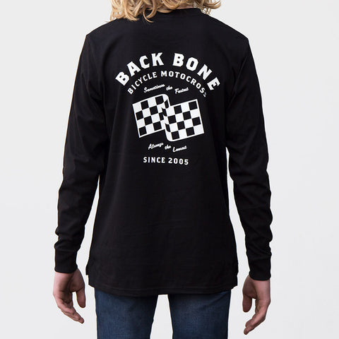 Back Bone BMX Always Loose Long Sleeve - Back Bone BMX Shop Australia