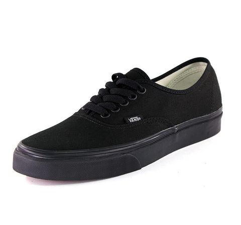 ac45e3ab24 Vans Authentic Shoes - Black Black For Sale Back Bone BMX Australia