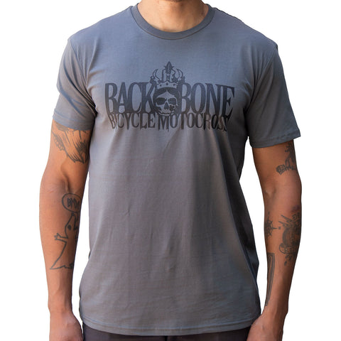 Back Bone BMX Over The Mountain T-Shirt